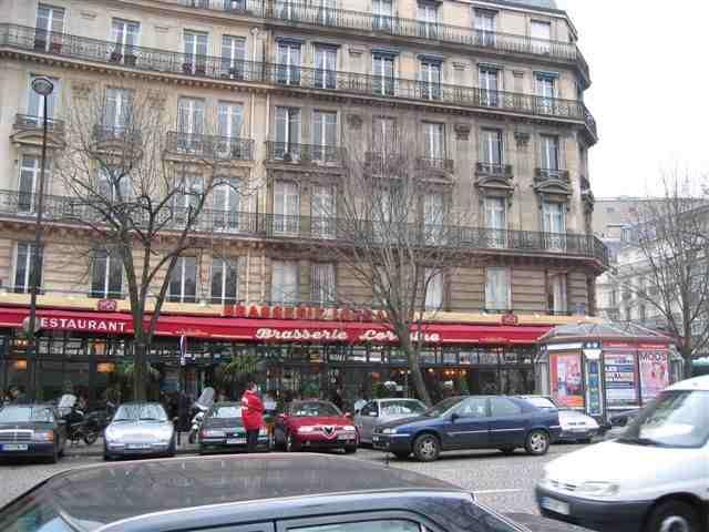 Place des ternes paris abc paris cheap flights budget hotels - Brasserie porte de versailles ...