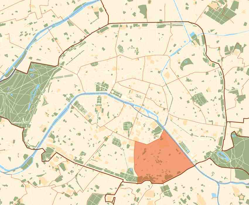 Budget Hotels Paris Th Arrondissement