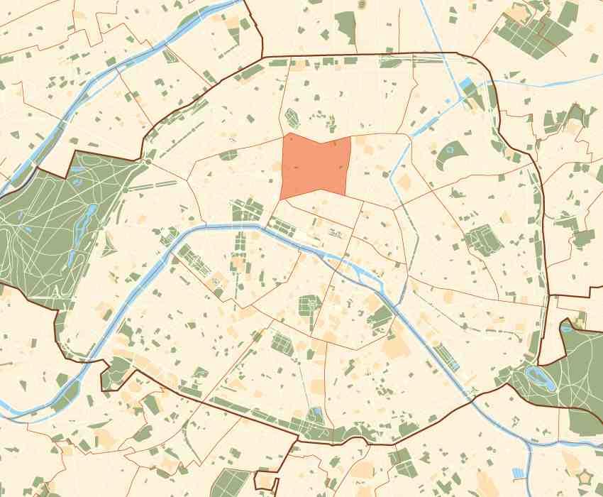 Budget hotels paris 09 9th arrondissement 9th district for Boutique hotel 9th arrondissement