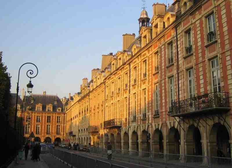 Le Marais Paris Hotels Cheap