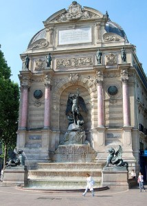 Fontaine_Saint-Michel_Paris