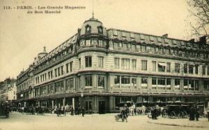 Le_Bon_Marche_Paris_old_postcard
