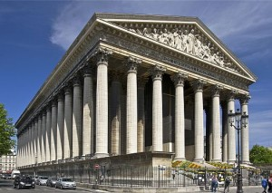 Madeleine_church_Paris