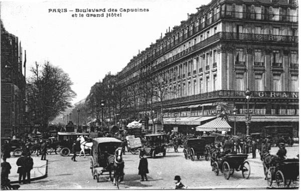 Video Paris On The Boulevards 1920s Abc Paris